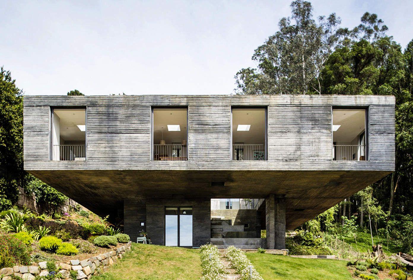 Casa Guna San Pedro De La Paz, Chile