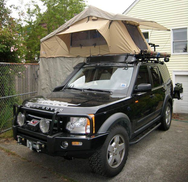 2207 LR3 Expedition Ready