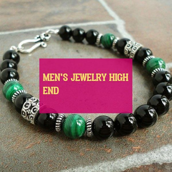 men's jewelry high end