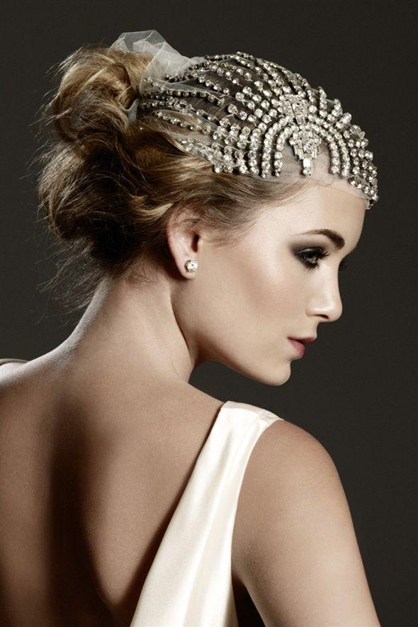 Idée coiffure : Chignon pour mariage, soirée ou cérémonie sur …   IDÉES COIFFURES MARIAGE ...