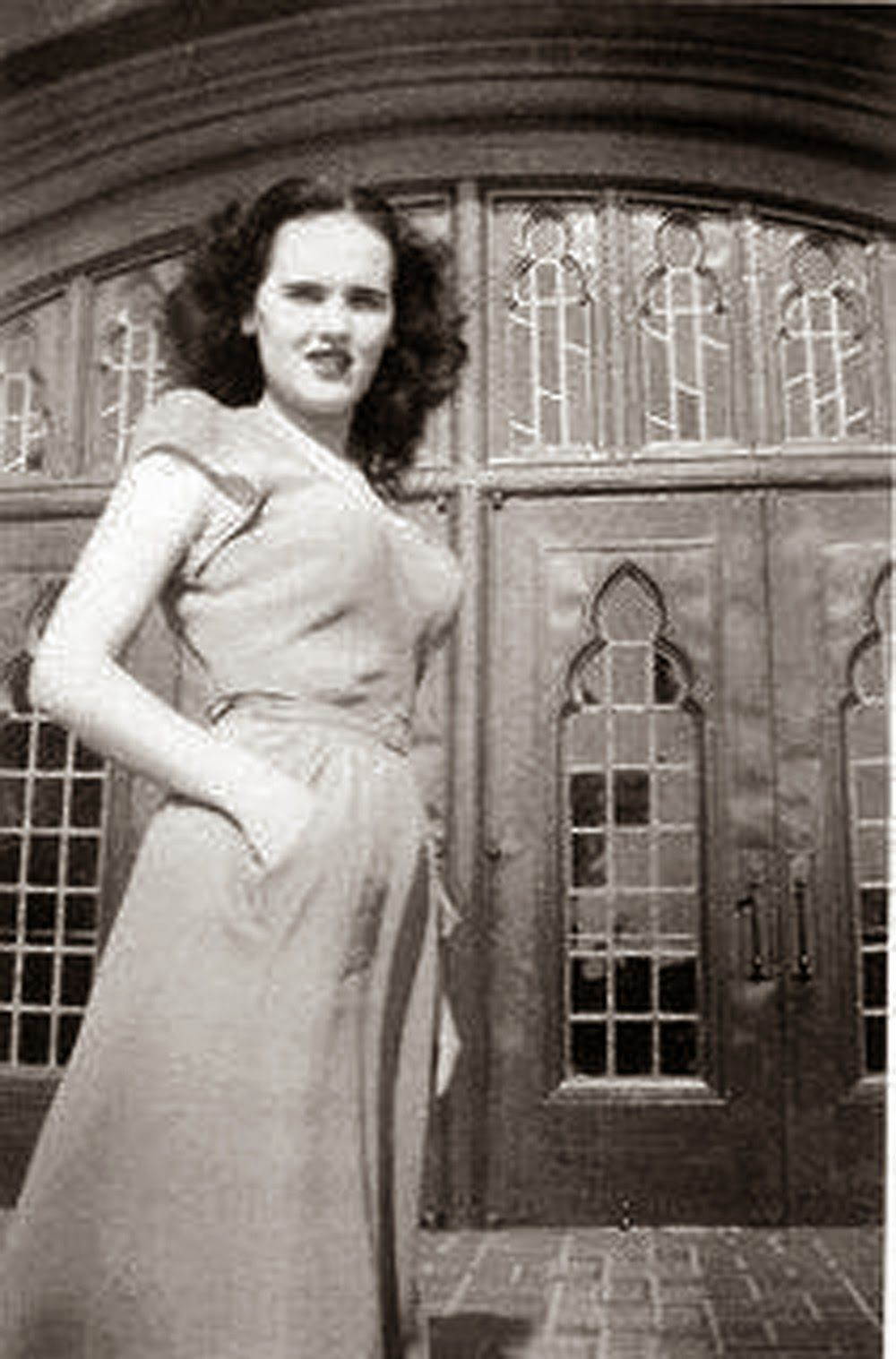 """elizabeth short the black dahlia When the severed, mutilated corpse of elizabeth short was discovered in a vacant lot in los angeles on january 15, 1947, the search for the murderer of the """"black."""