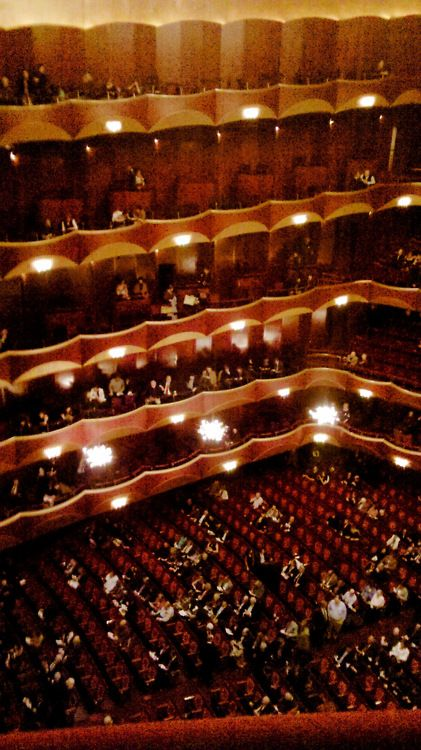 The Metropolitan Opera House Nyc Music Metropolitan