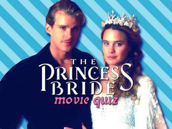 do you remember the movie the princess bride princess movie