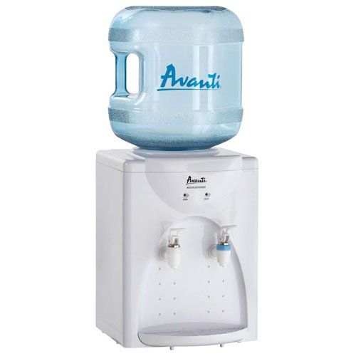 Appliances: Avanti Thermo Electronic Cold And Room Temperature Water  Dispenser, Countertop   Buy New