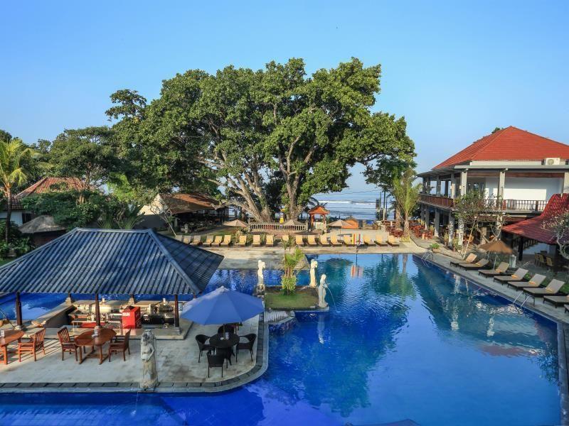 Manakah Yang Lebih Murah Harga Booking Tiket Puri Saron Seminyak Di Traveloka Dengan Agoda Bali IndonesiaHotel