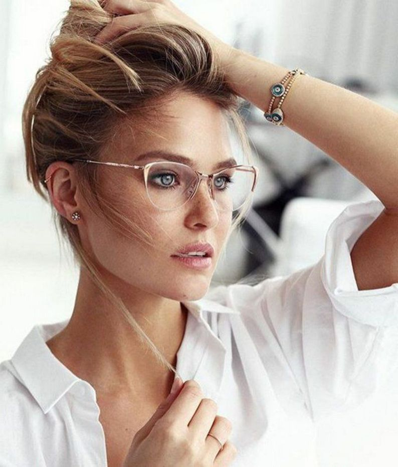 Clear Glasses Frame For Women's Fashion Ideas Transparent