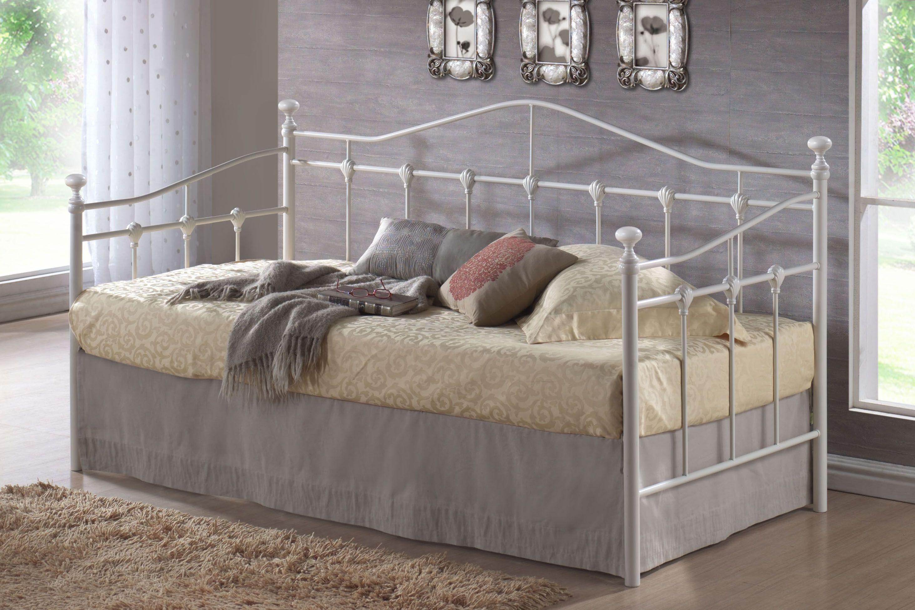 List Of 20 Different Types Of Beds By Homearena Day Bed Frame