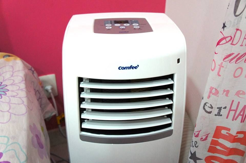 Ar Condicionado Portatil Comfee 9 000 Btus Frio Ar Condicionado