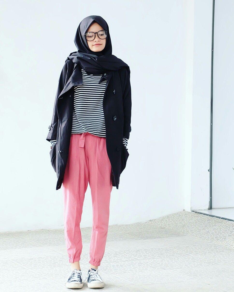 superb jogger pants hijab outfit size