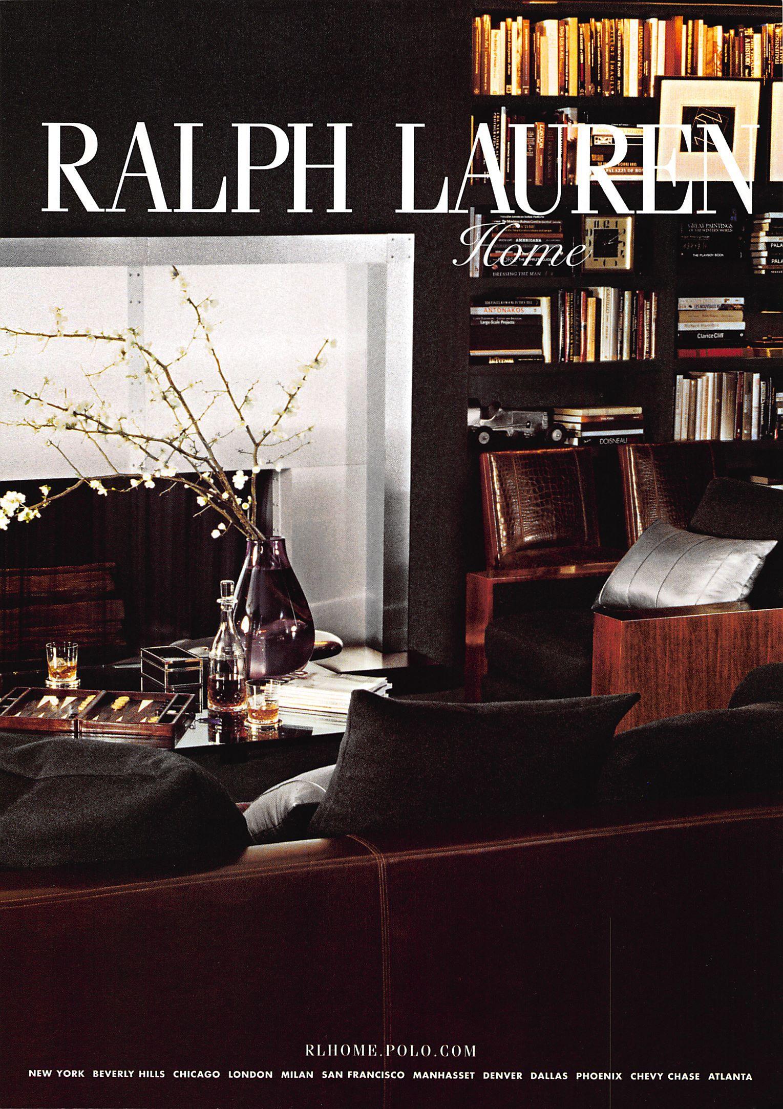 Ralph Lauren Home Ralph Lauren Home Ralph Lauren Ralph Lauren Menswear