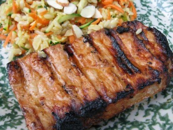 pork chops reciepes for south beach diet
