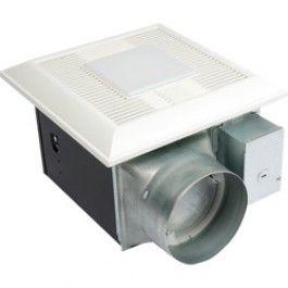 Panasonic Fv 11 15vkl1 White Whisper Green Select Pick A Flow Fan Led Light Bathroom Fan Fan Light Panasonic Bathroom Fan