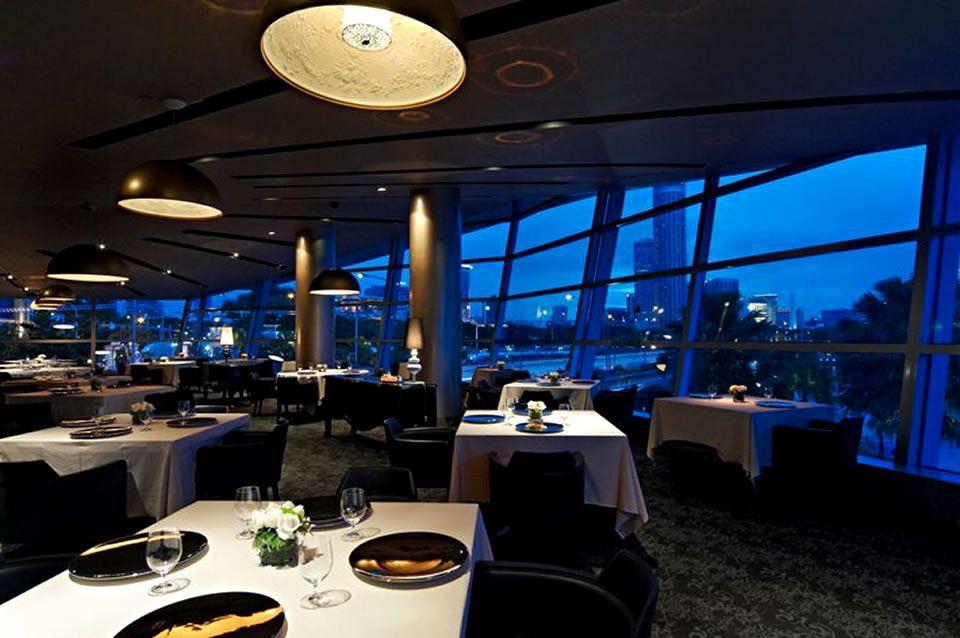 Ambience Fine Dining Restaurant Interior Design Italian Restaurant Restaurant