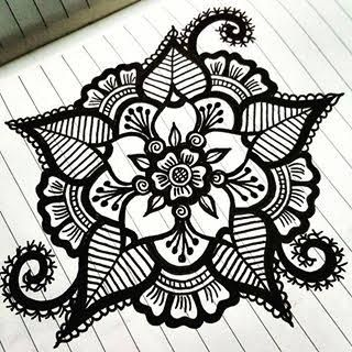 cool designs to draw. Cool Designs To Draw With Sharpie Flowers - Google Search Y