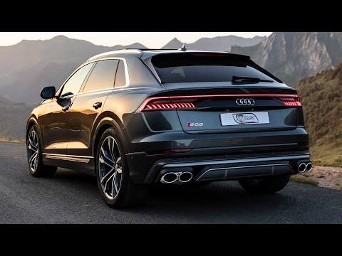 2020 Audi Sq8 V8 Tri Turbo 900nm 435hp Finally Proper Power Youtube Audi High Performance Cars Audi Germany