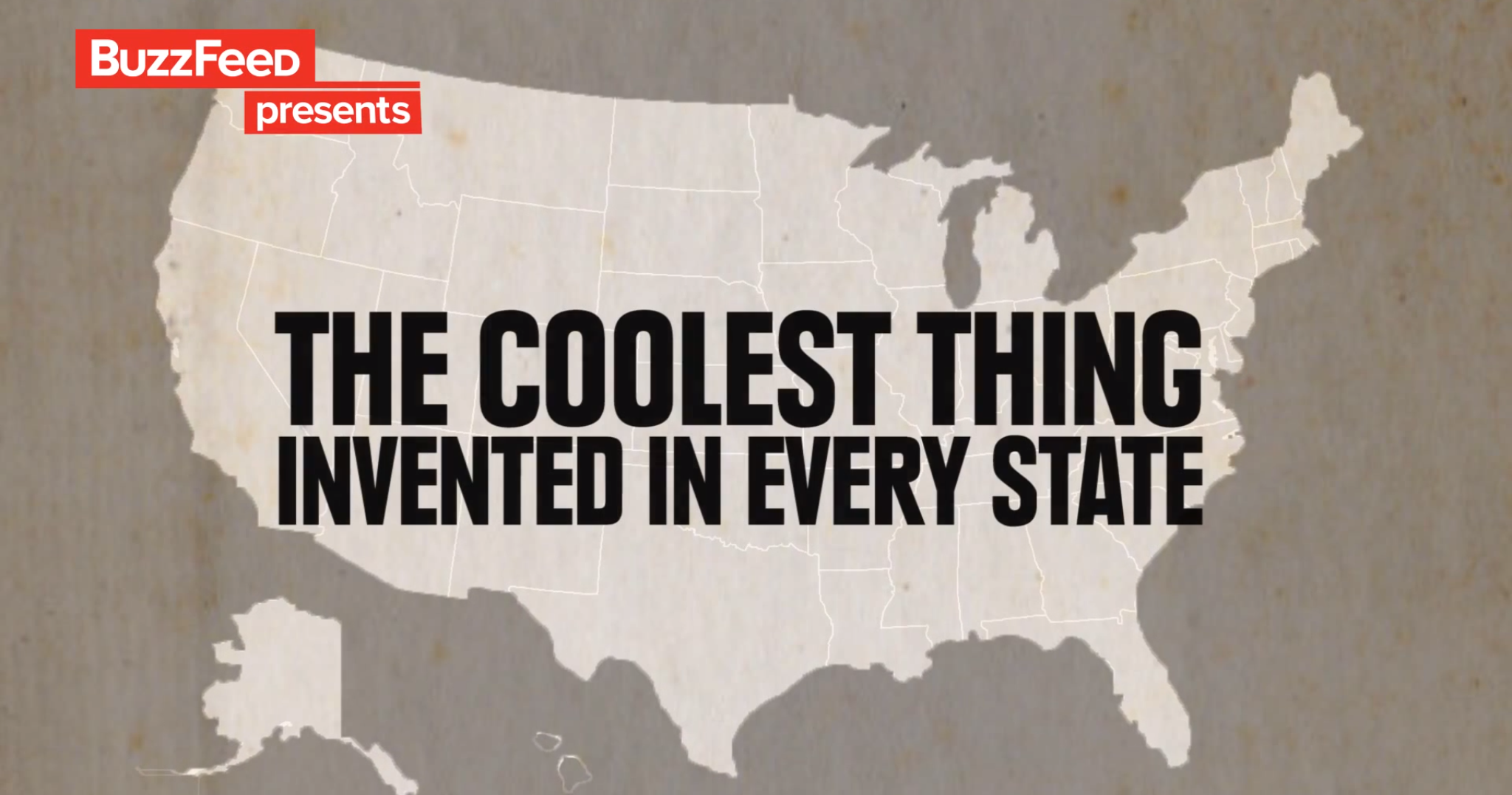 The Coolest Thing Invented In Each State
