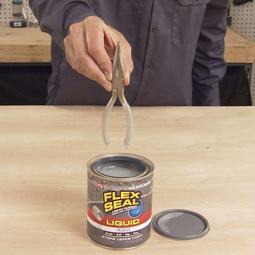 Flex Seal Liquid Liquid Rubber Diy Cleaning Solution Repair