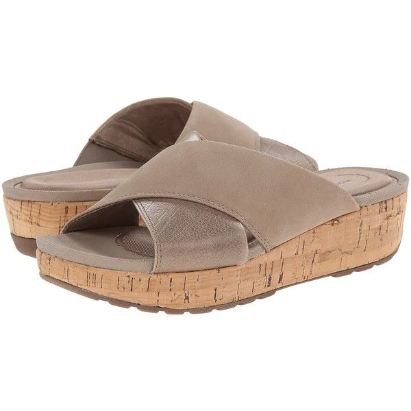Land Boulevard Cross Slide Flatform Sandal Rockport pegZtp6