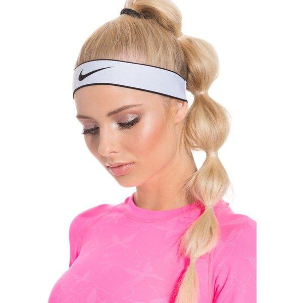 Livraison gratuite classique vente meilleur endroit Nike Femmes Bandeau Pro Swoosh Sur Le Front en ligne officielle images de sortie grand escompte 7oAIt