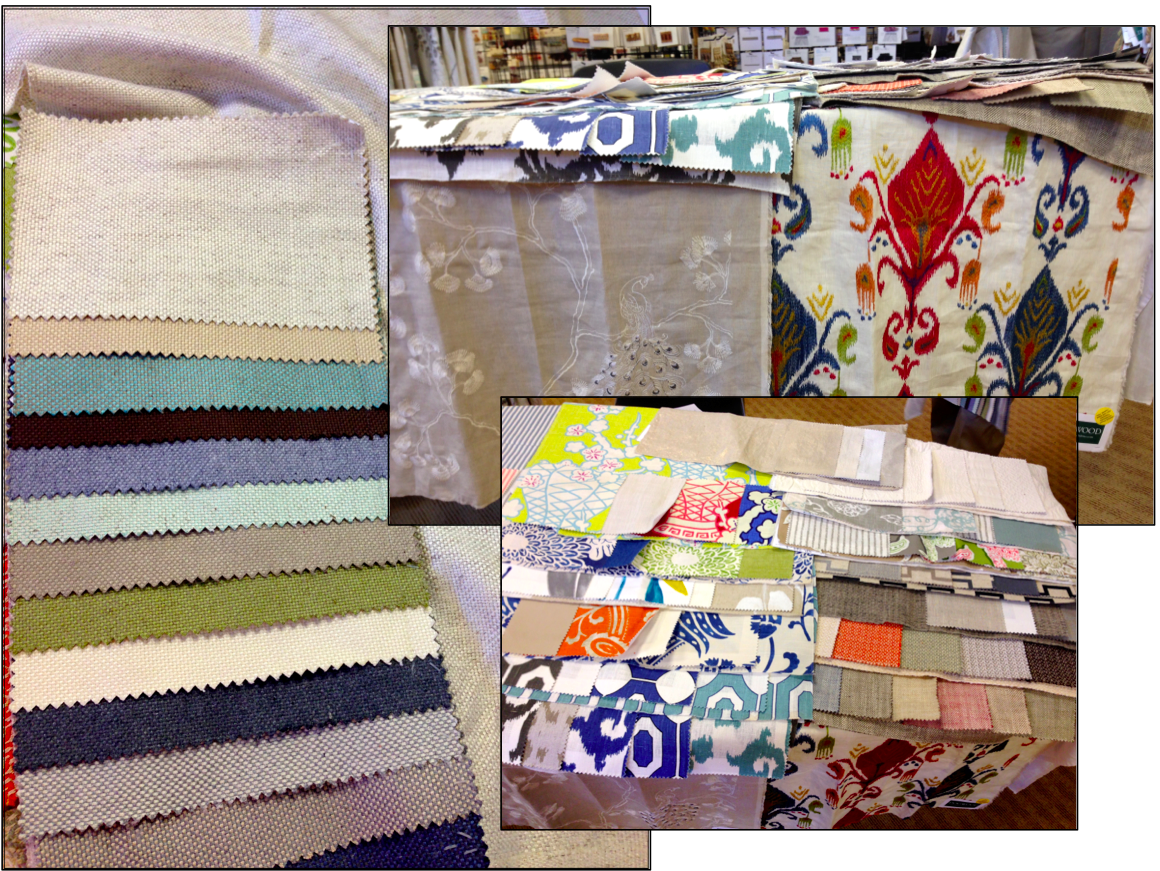 New 2014 Spring fabric and wallpaper collections