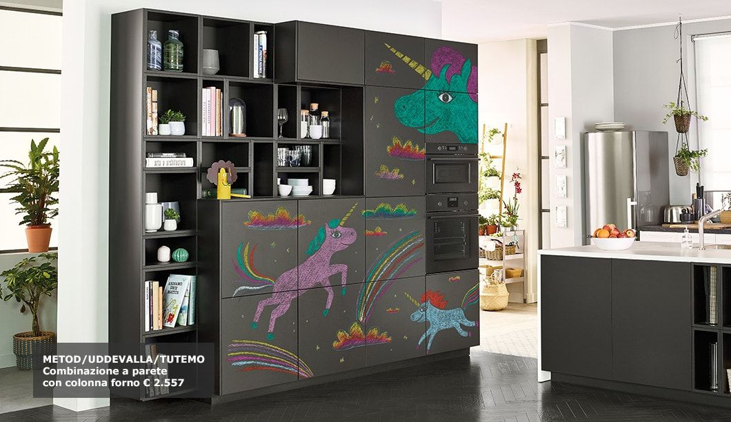 METOD/UDDEVALLA/TUTEMO | Cucina - IKEA in 2019 | Ikea ...