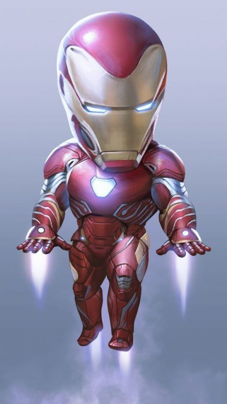 Cute Iron Man Mark 50 Iphone Wallpaper Iron Man Wallpaper Iron