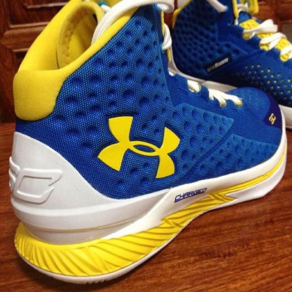 Under Armour Curry 1 'Away' – Another