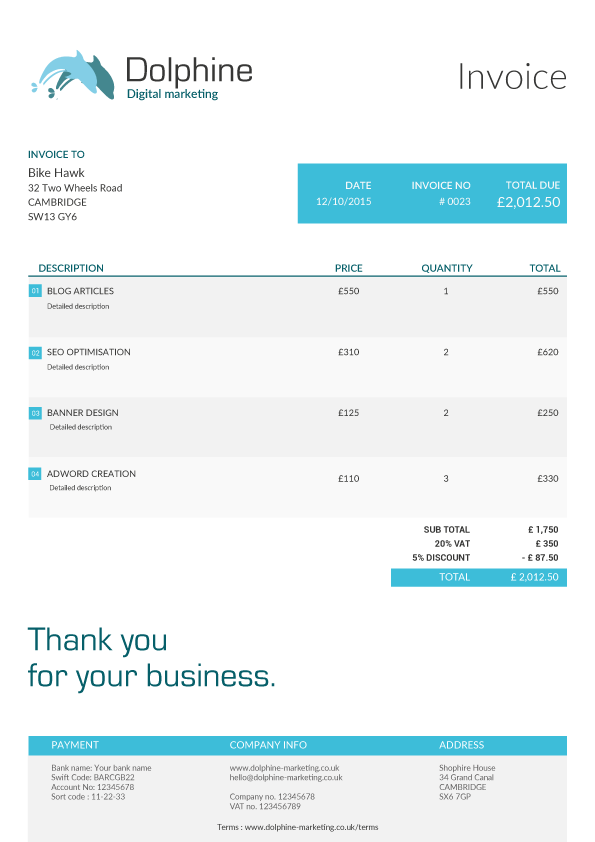 free invoice templates you can also download our invoicing app