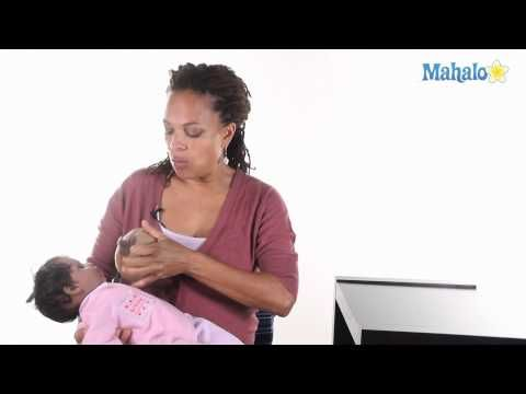 How to Breastfeed: Correct Latch