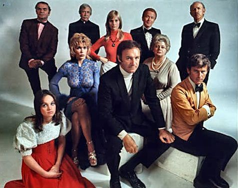 Cast Of The Poseidon Adventure The Poseidon Adventure
