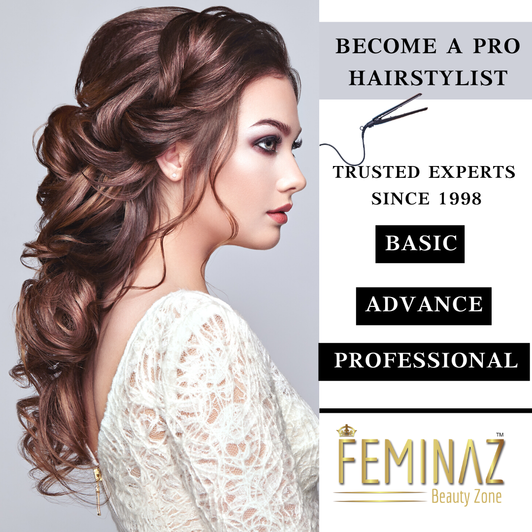 Are You Aiming To Become A Top Hairstylist In 2020 Course Hair Professional Hairstyles Natural Hair Styles
