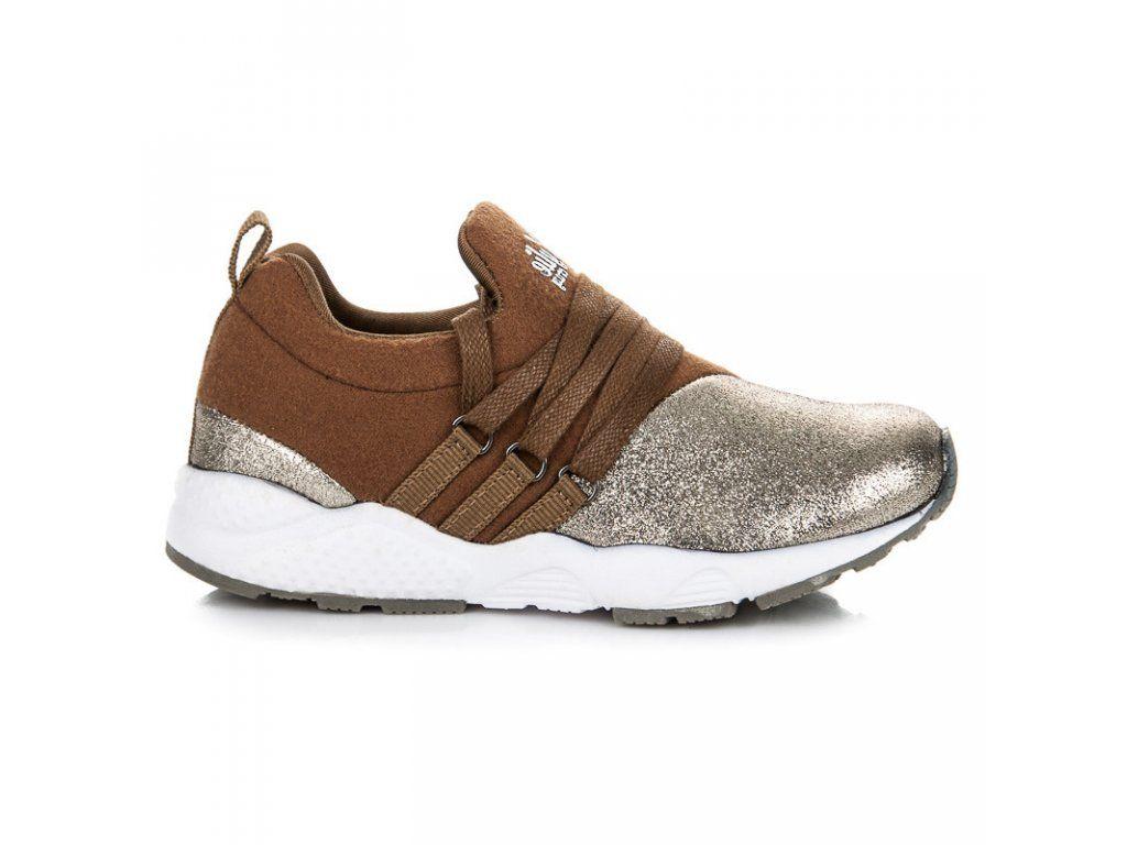 2fa08588ea9c0 Štýlová béžová obuv pre deti Kylie | Detské tenisky - NAJ.SK ...