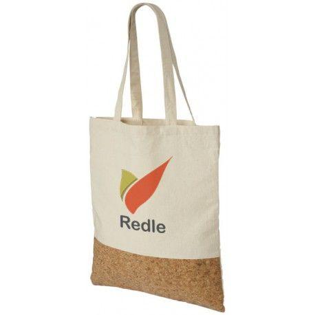 67de8f16f7b Sac shopping publicitaire Cork #Com #DD Le tote bag personnalisé en coton  et liège
