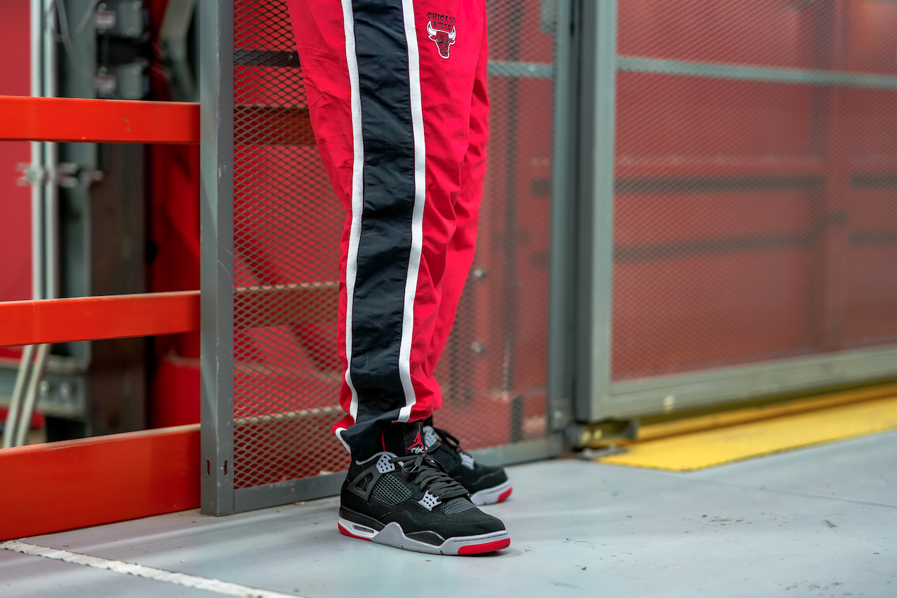 The Air Jordan Retro 4 'Bred' Returns In True Form For The