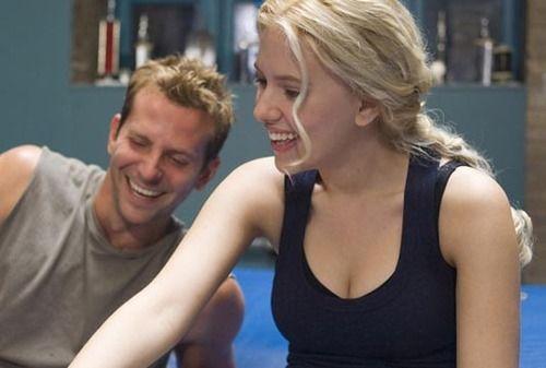 Scarlett Johansson dating Bradley Cooper judisk dating hem sida gratis