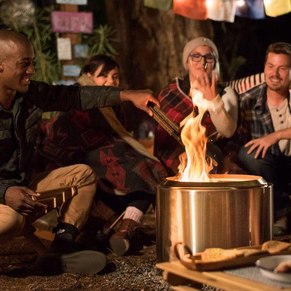 Bonfire - Portable Fire Pit | Portable fire pits, Fire pit ...