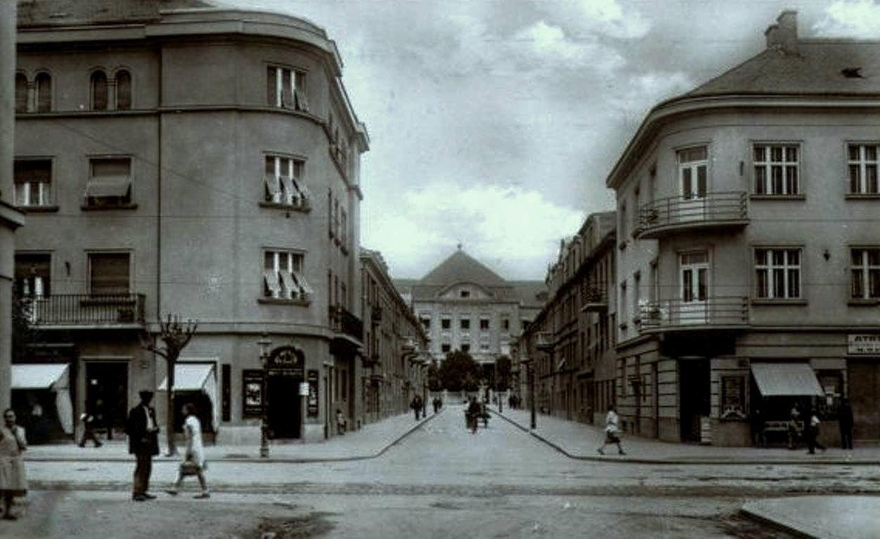Zagreb 1935 Vlaska Kamaufova Rodiliste U Petrovoj Zagreb Croatia Zagreb Croatia