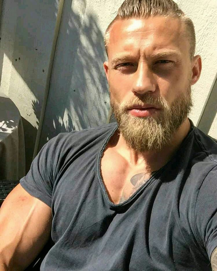 JUST Men's Lifestyle ™® The Hottest Men with Beards on