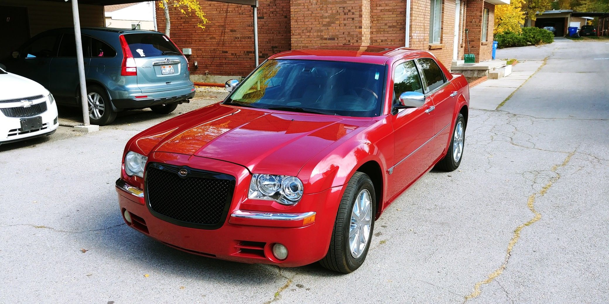 My 2007 300c Chrysler 300c Chrysler