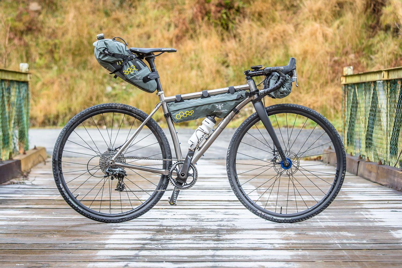 Why Cycles R+ Review, Splitting Time - BIKEPACKING.com   Adventure bike,  Gravel bike, Bike ride
