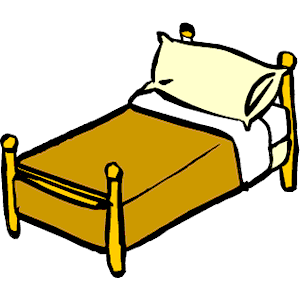 Bed Clipart Bed 1 Clipart Cliparts Of Bed 1 Free Download Wmf