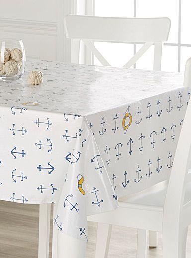 Magasinez des nappes et du linge de table en vinyle en ligne simons