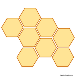 Beehive Close Up Clip Art Image Free Bee Hive Free Clip Art Bee