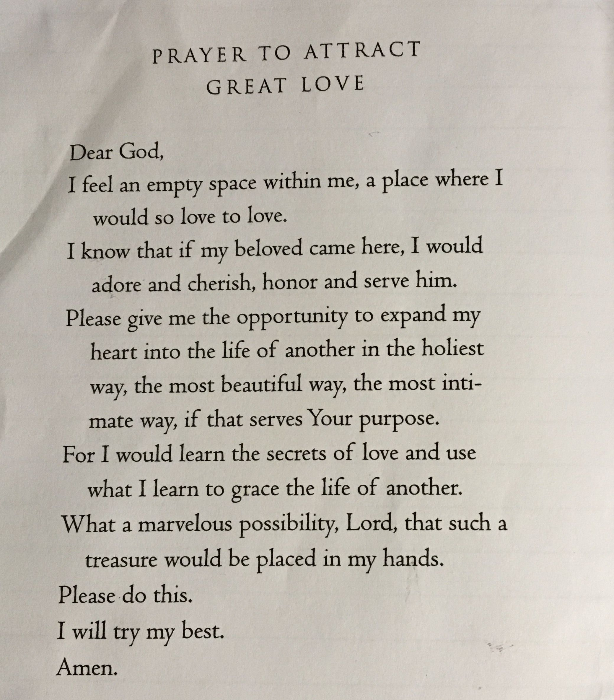 For your soulmate prayer 10 Powerful