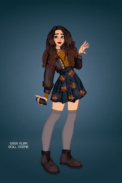 40e53010d954 Me (Fly Squad style D) by Amethyst16 ~ The Fly Squad Fashion Dress ...