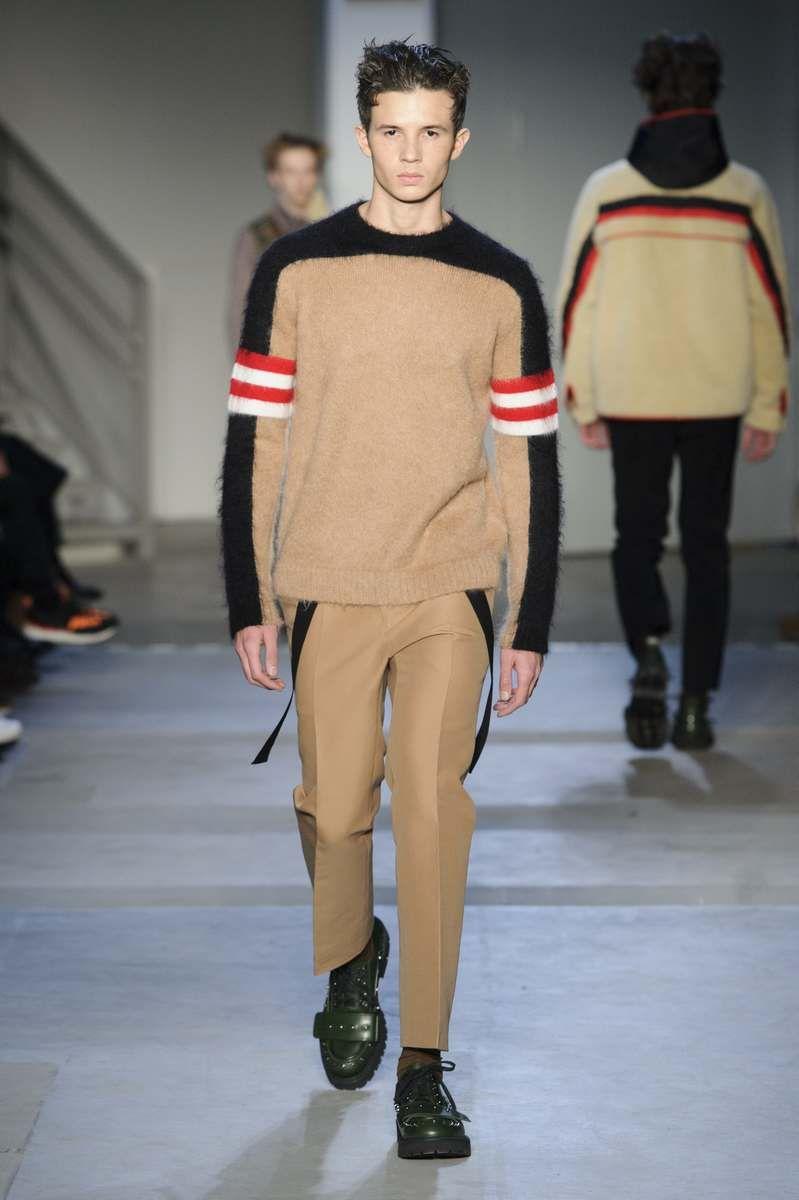 No fallwinter milan fashion week male fashion winter