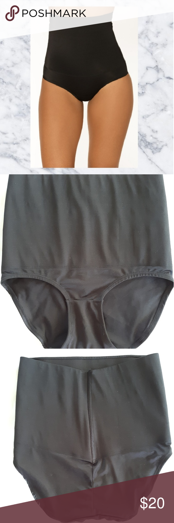 1a031289d0889 NWOT Shapewear Panty Women s new without tags black Marilyn Monroe shapewear  panty size medium. Thanks for looking! I offer great bundle discounts