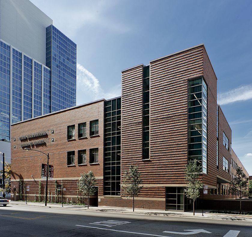 Chicago Modern Architecture Design: Best In Class Winner The Ogden