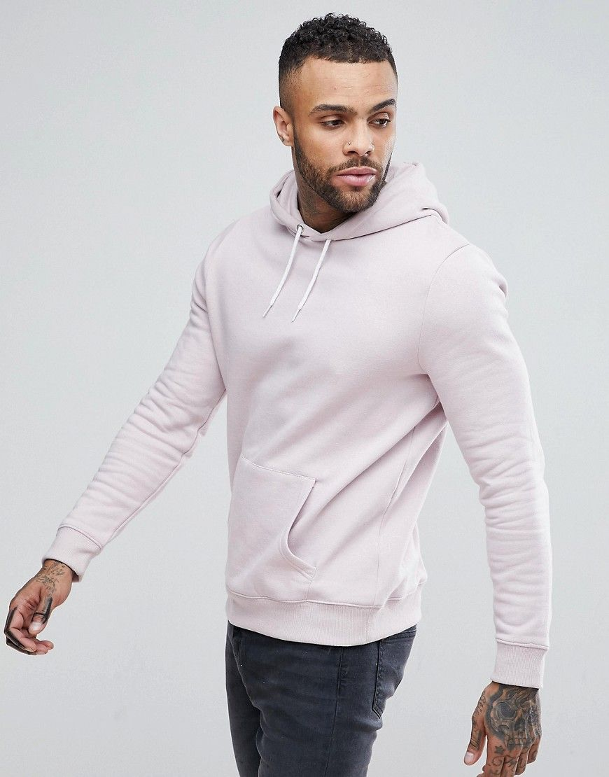 e05b3acc7aab NEW LOOK HOODIE IN LIGHT PINK - PINK.  newlook  cloth