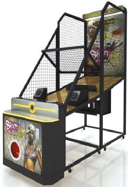 Basketball Arcade Machines On Sale Amusement Equipment To Play